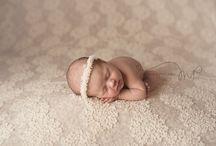Newborn Timber Pose