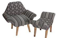 Fotel+Pufa