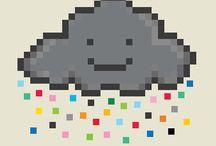 pixel art / пиксельные картинки