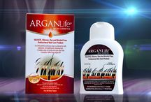 ARGANLife New Technology Hair Loss Treatment / http://www.arganlifeproducts.com/