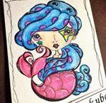 Inky Pinky Boo / InkyPinkyBooCrafts.etsy.com