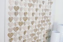 Wedding Guestbook Favour IDEAS / I love these ideas for: Guestbook / Favours / Table Cards / Placecards