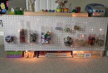 Organization / Play rooms