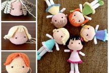 crochet little figures