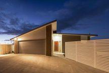 Follow That Build (Foxton Beach) / A beachy retirement home for an older couple