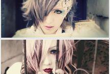 Mejibray♥ / Meto|Mia|Tsuzuku|Koichi♥♥ Mine. Kay?