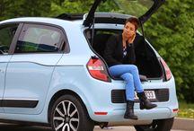 Autfit k Renaultu Twingo