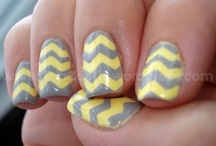 Cool Nails / by Kimberly Sanchez