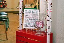 Valentijn in de winkel