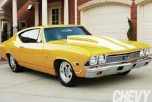 Car - Chevrolet Chevelle
