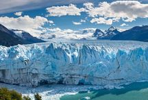 """Los Glaciares National Park: Kingdom of Ice / """"As I stood on the deck of the catamaran gliding across the water in front of the Perito Moreno glacier, I put my camera down. I had already captured twenty of the most stunning snapshots my iPhone will ever hold. And we were only twenty minutes into the expedition."""" Bekah McNeel scales the imposing frozen formations of Patagonia's Los Glaciares National Park."""