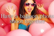 List of things I wanna do