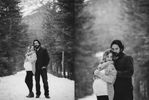 Photography in winter