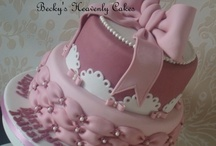 Cakes / by Jean Giufre