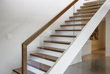cam merdiven korkulukları