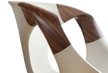 meble i design / siedziska i formy przestrzenne