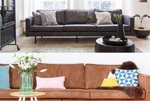 4 seters sofa