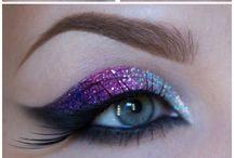 Gymnastic makeup