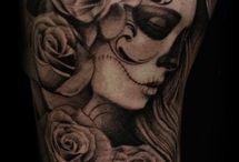 tattoo virgin mary