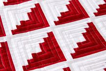 TWO COLOR QUILTS / by Sue Hook