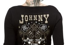 Women's Cardigans & Sweaters / Rockabilly, pin up, psychobilly, tattoo, punk and goth cardigans and sweaters!