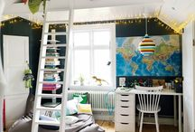 Kids Room / by Erica Hughes