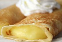Crepes / by Michele