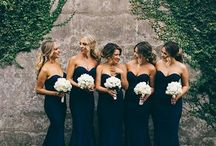 Rebel Black Tie Wedding