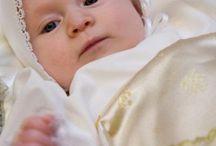 Dåpstilbehør / Her finner du nydelig tilbehør til dåpen eller den store navnefesten.