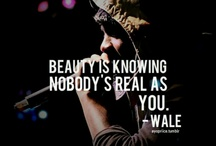 Wale quotes etc