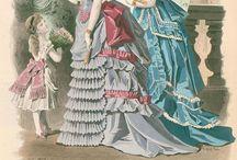 1874s fashion plates