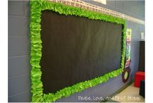 Bulletin Board Decor