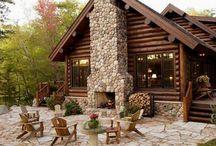 Roubenky a dřevěnky
