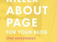 Blogging Tips & Tools / blogging, blogging tips, blogging tutorials, blog, blogging for beginners, new blogger, blogging inspiration, wordpress, squarespace, social media, twitter, instagram, pinterest, periscope, facebook, earn money blogging, email marketing, content marketing, blog traffic, seo, work from home, freelance,
