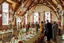 English Country Wedding for K & B