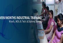 Six weeks industrial training in Chandigarh / Lyons Technologies offers the best six weeks industrial training in Chandigarh. Find more information : www.lyonstechnologies.co.in