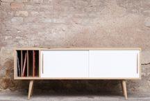// HANDMADE FURNITURE // / Ici vous sera présenté nos plus belles créations de meubles de rangements ainsi que des inspirations que nous aimons.