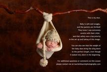 newborn photography / by Delena Uchimura