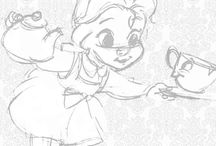 DISNEY Animators Collection Dolls