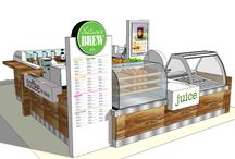 urban-industrial cafe