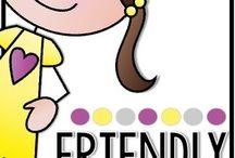 Teaching: Friendly letter