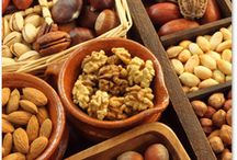 Beans, pulses & nuts / by Helen Kurth