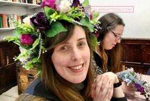 Flower Crown Workshop - Hen Do Ideas London