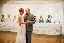 Kayli and David's wedding