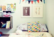 Kid's Rooms / Ideas for beautiful kid's rooms.  / by AKA DESIGN