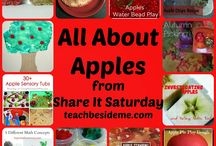 apples preschool