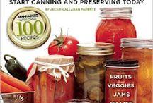 Gardening, canning, etc