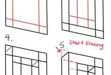 things to draw easy step by step