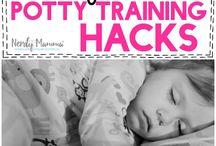 Potty training 101