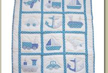 Honzik / patchwork blankets